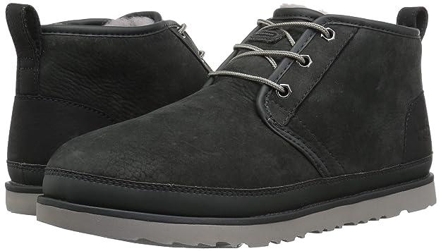 1a58de2b8 UGG Men's Neumel Waterproof Chukka Boot, True Navy, 5 Medium US:  Amazon.co.uk: Shoes & Bags