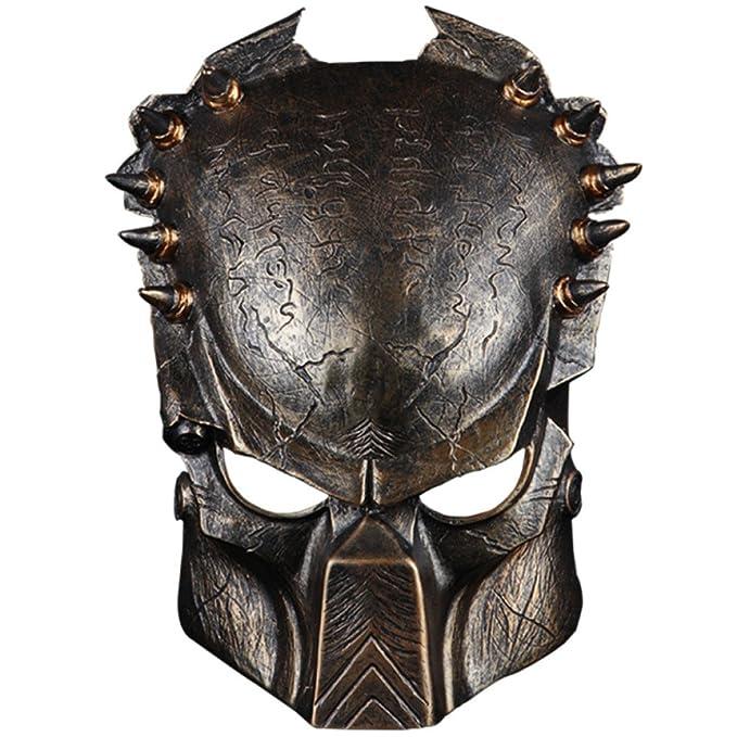 MHSXN Máscara De Depredador - Carnaval Fiesta De Halloween Fiesta De Cumpleaños Carnaval Teatro Proceso De