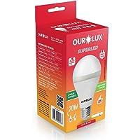 Lampada LED Bulbo OUROLUX, Branca, 20W, Bivolt, Base E27