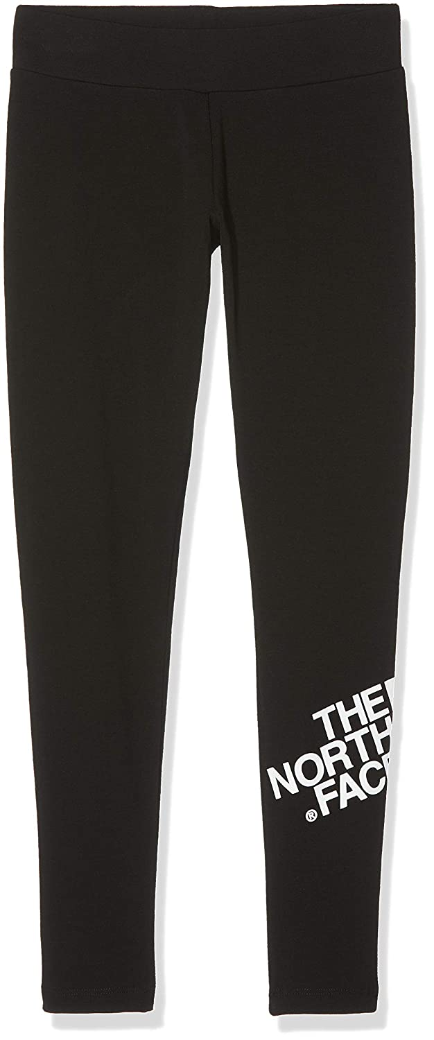 Pantaloni Collant//Leggings Bambina The North Face G Cotton Blend Lggng