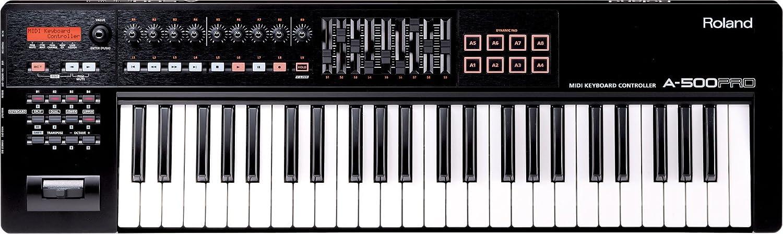 Cakewalk/by Roland A500-PRO - Teclado eléctrico (USB, con controlador midi): Amazon.es: Instrumentos musicales