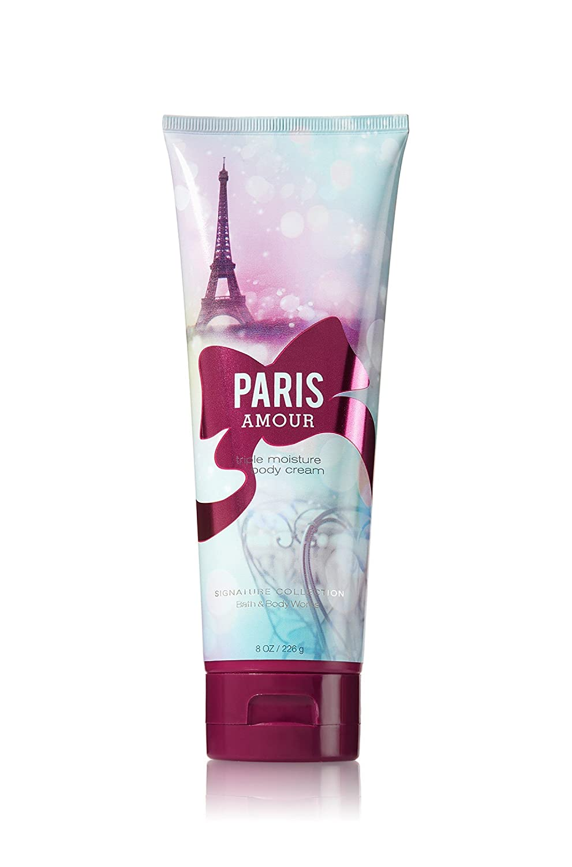 Bath & Body Works Paris Amour 8.0 oz Ultra Shea Body Cream