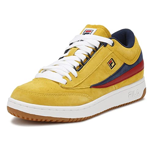 Fila Uomo Lemon Chrome Giallo Original Fitness T1-Mid ...