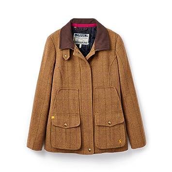 Country Damen Wolle Fieldcoat Joules Tweed Strukturierte qSMGUzVp