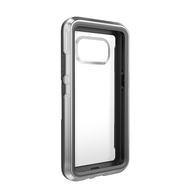 Pelican Voyager Samsung Galaxy S8 Active Case (Clear/Grey)