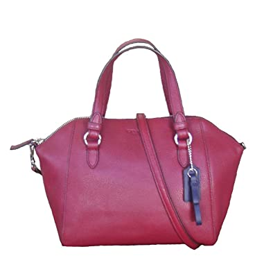 3759b2288642 Coach Park Leather Mini Satchel With Removable Cross-Body Strap in ...