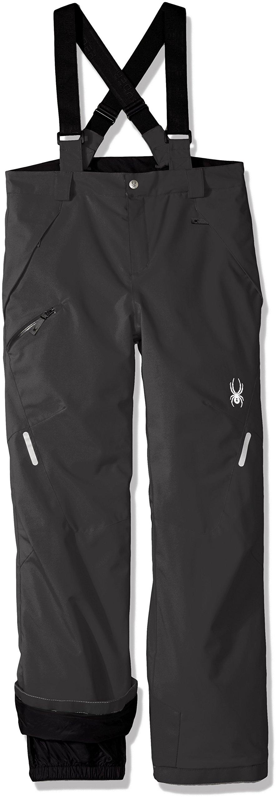 Spyder Boy's Propulsion Ski Pant, Polar, Size 08 by Spyder
