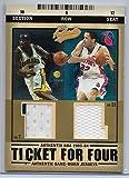2003-04 Authentix Basketball Jermaine