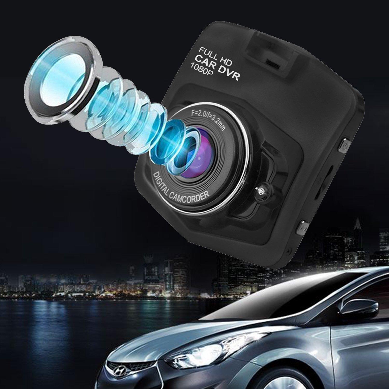 ... coche con ángulo amplio de 170 ° 2.31 pulgadas videocámara de pantalla, grabación en bucle, G-Sensor, monitor de aparcamiento, detección de movimiento ...