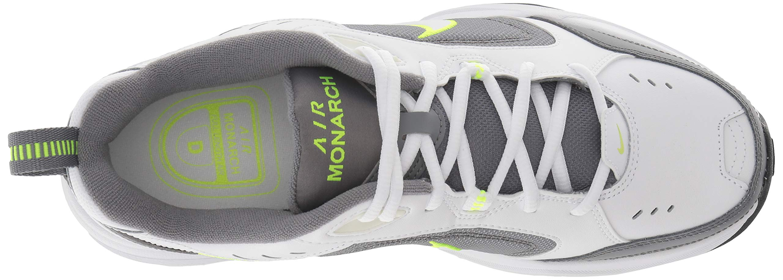 Nike Men's Air Monarch IV Cross Trainer, White-Cool Grey-Anthracite, 6.5 Regular US by Nike (Image #15)
