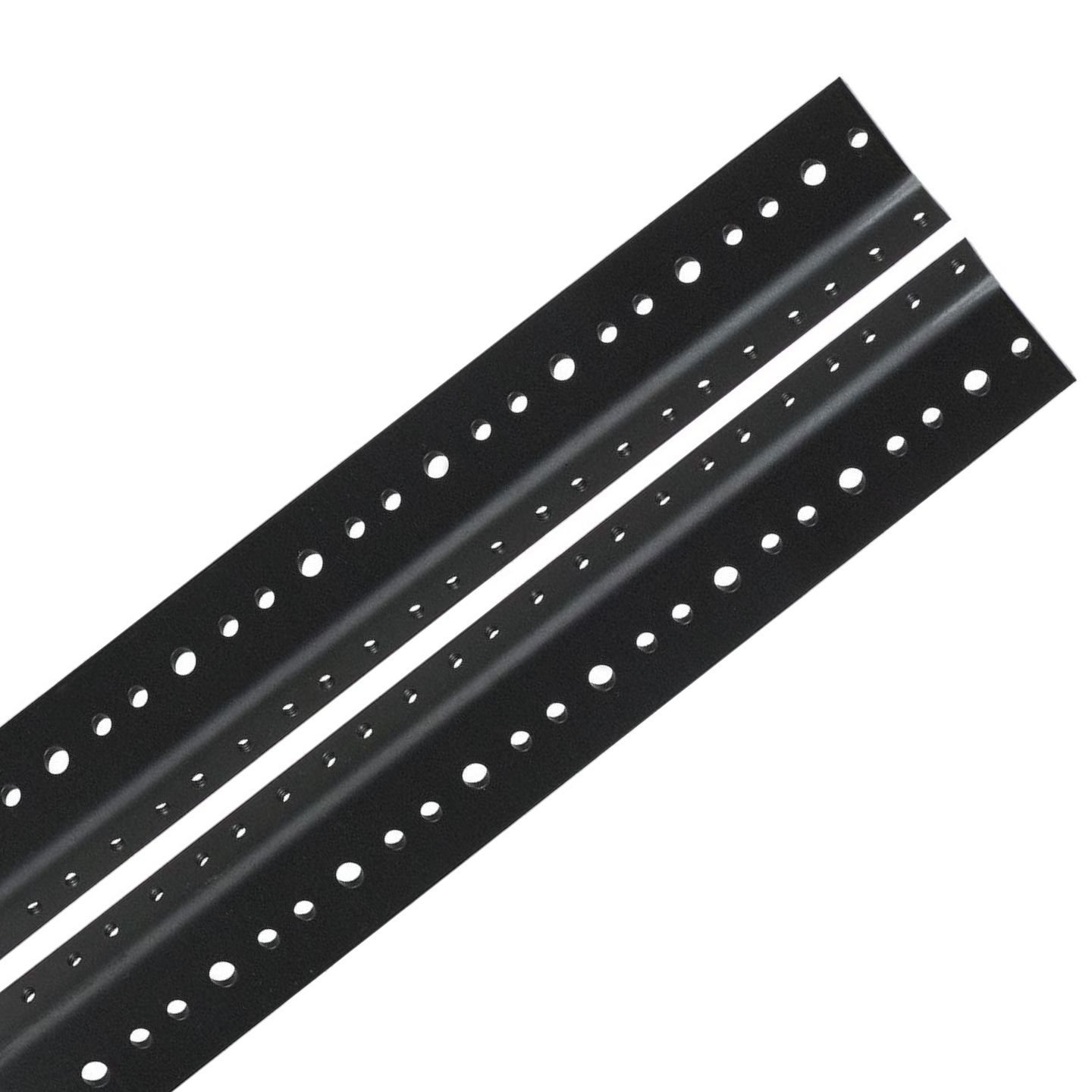 Reliable Hardware Company RH-6-SRR-A 6U, Full Hole 6 Space Rack Rail Pair by Reliable Hardware Company