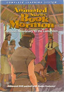 Ammon Missionary To The Lamanites