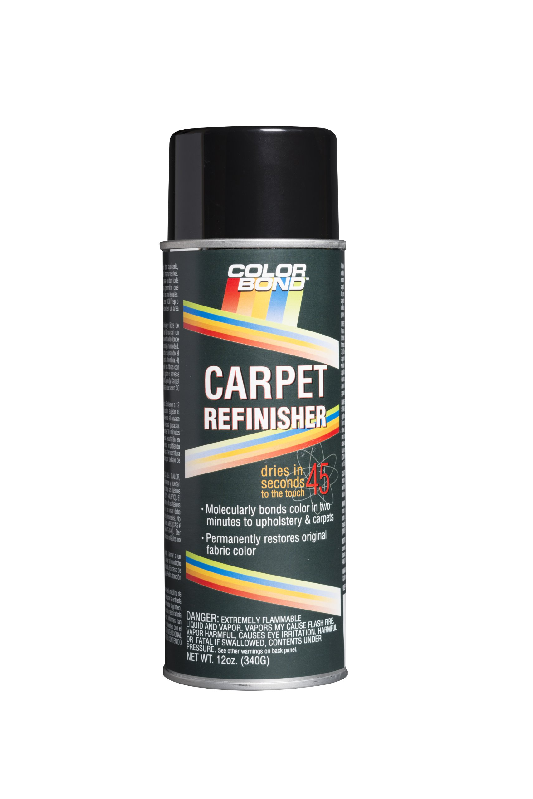 ColorBond (271) Black Carpet Refinisher - 12 oz.