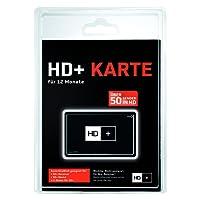 HD+ Karte für 12 Monate Fernsehen in Brillanter HD-Qualität