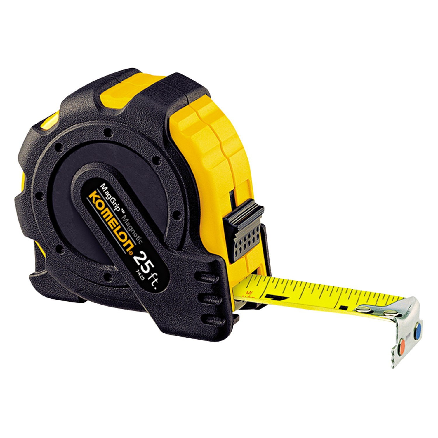 Komelon 7425 MagGrip 25-FootMeasuring Tape with Magnetic End