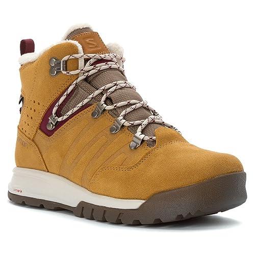 65cff7ed SALOMON Women's Utility TS CSWP W Winter Performance Shoe: Amazon.ca ...