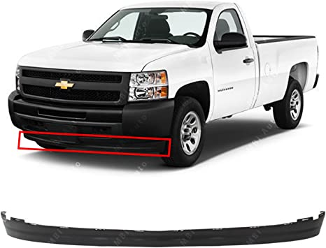 NEW 2007 2013 LOWER VALANCE FRONT FOR CHEVROLET SILVERADO 1500 GM1092192