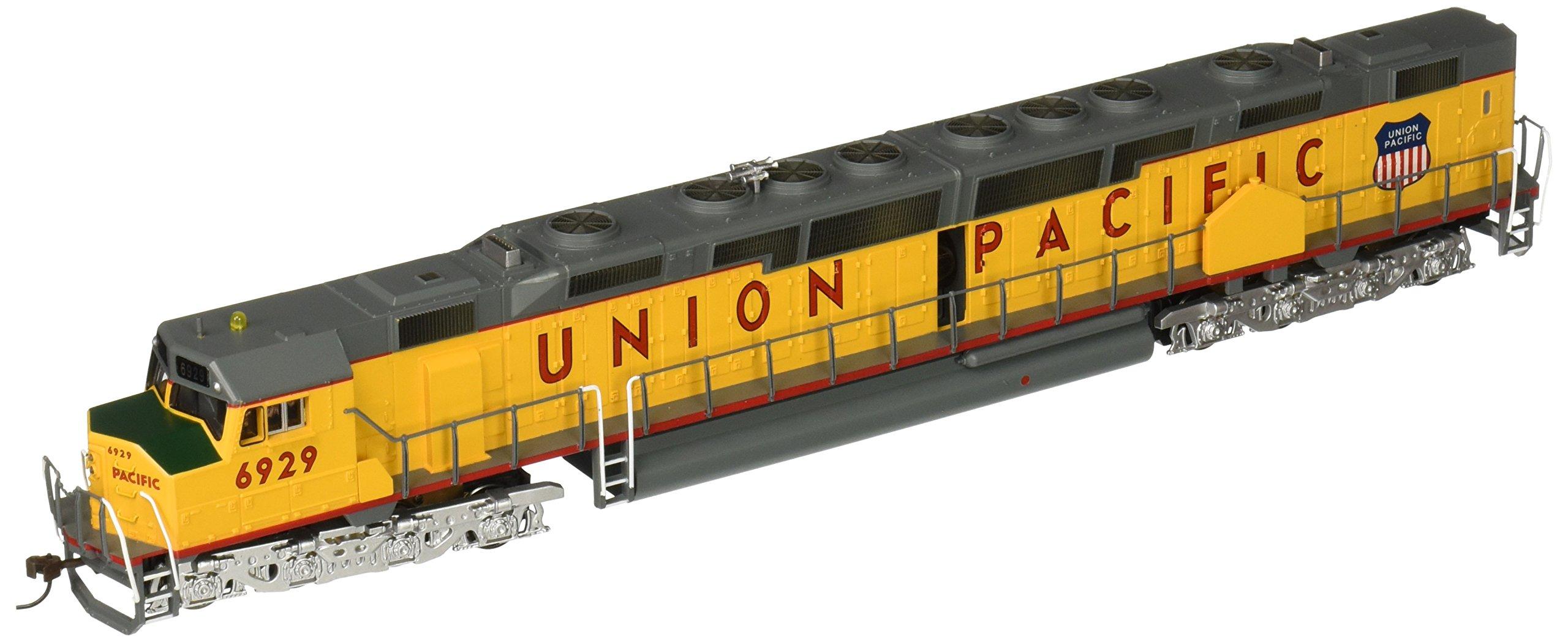 Bachmann Industries Union Pacific #6929 EMD DD40 AX Centennial Diesel Locomotive