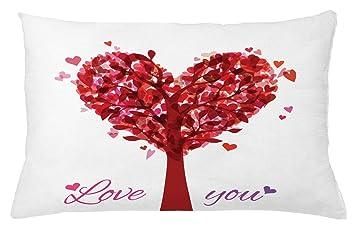 Amazon.com: Amor, para el hogar o la oficina, en forma funda ...