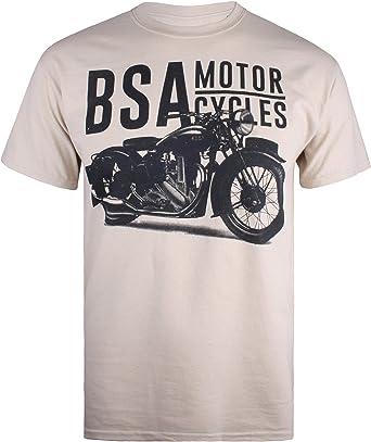 BSA Motocycles Men's Tonal
