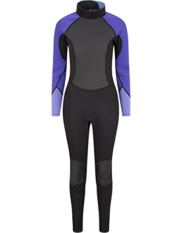 Mountain Warehouse Womens Full Wetsuit – Contour Fit 4f43c38b0