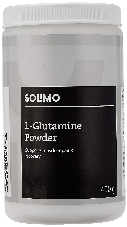 Solimo L Glutamine, 400 g