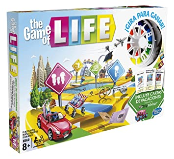 Hasbro Gaming Hasbro Game Of Life C0161105 Amazon Es Juguetes Y
