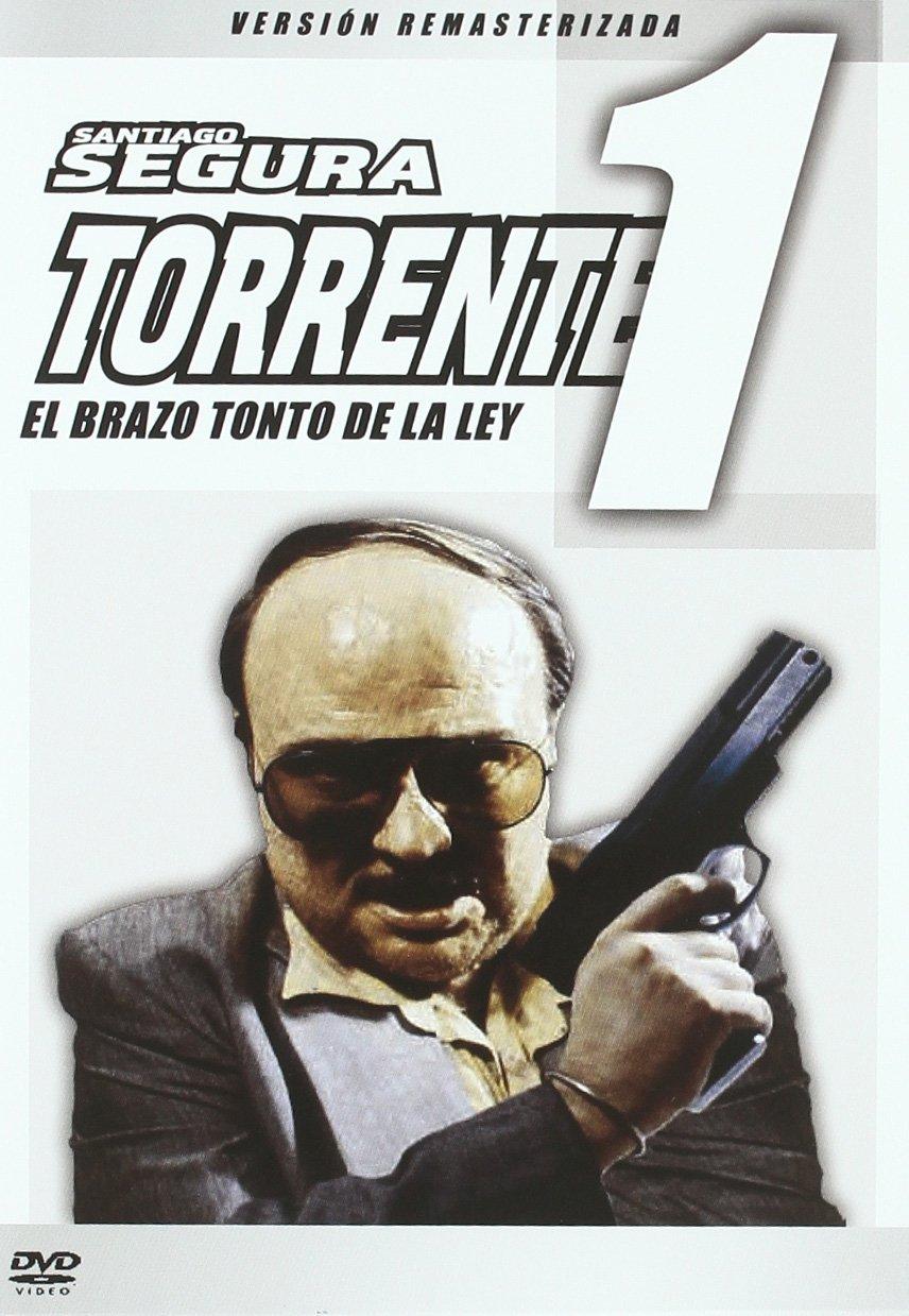 Torrente, el brazo tonto de la ley [DVD]: Amazon.es: Chus