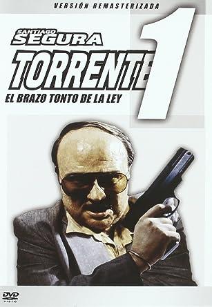 Torrente, el brazo tonto de la ley [DVD]: Amazon.es: Chus ...