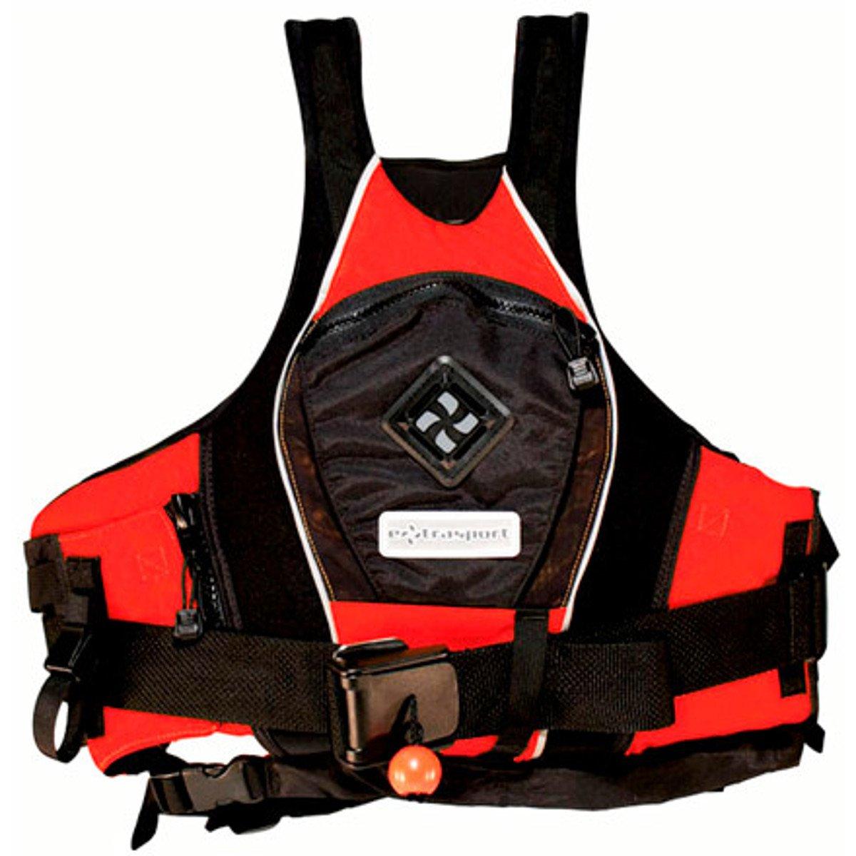 Extrasport B003O2BLRM Pro Creeker個人Flotation XS Device XS レッド Device/ブラック B003O2BLRM, ナカガワチョウ:d41bf05d --- rodebyjakt.se