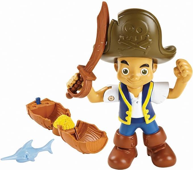 Jake y los Piratas - Set de Juego Piratas Luchadores con Jack ...