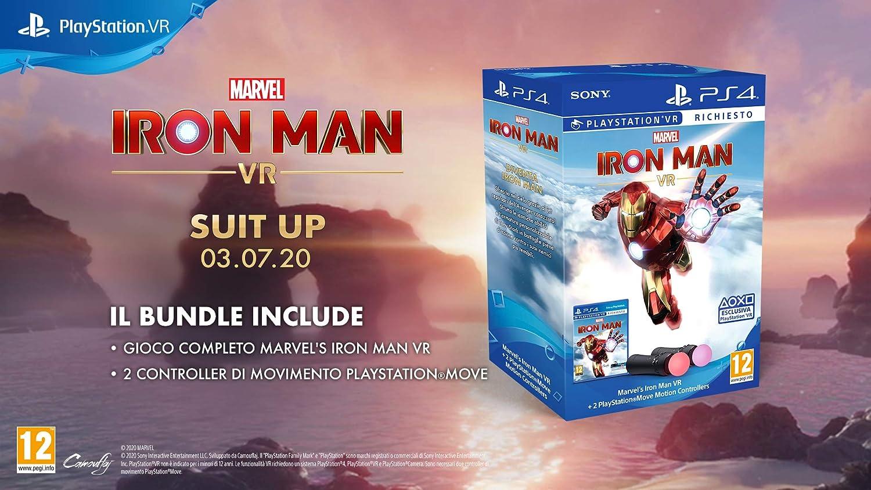 Offerte Marvel's Iron Man VR da 37,90€ per PS4 - prezzo più basso