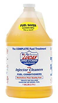 Lucas Upper Cylinder Lubricant Fuel Injector Cleaner