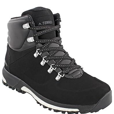 97e0e4e2462 adidas outdoor Men's Terrex Pathmaker CP Black/Chalk White/Tech Silver  Metallic 8.5 D US