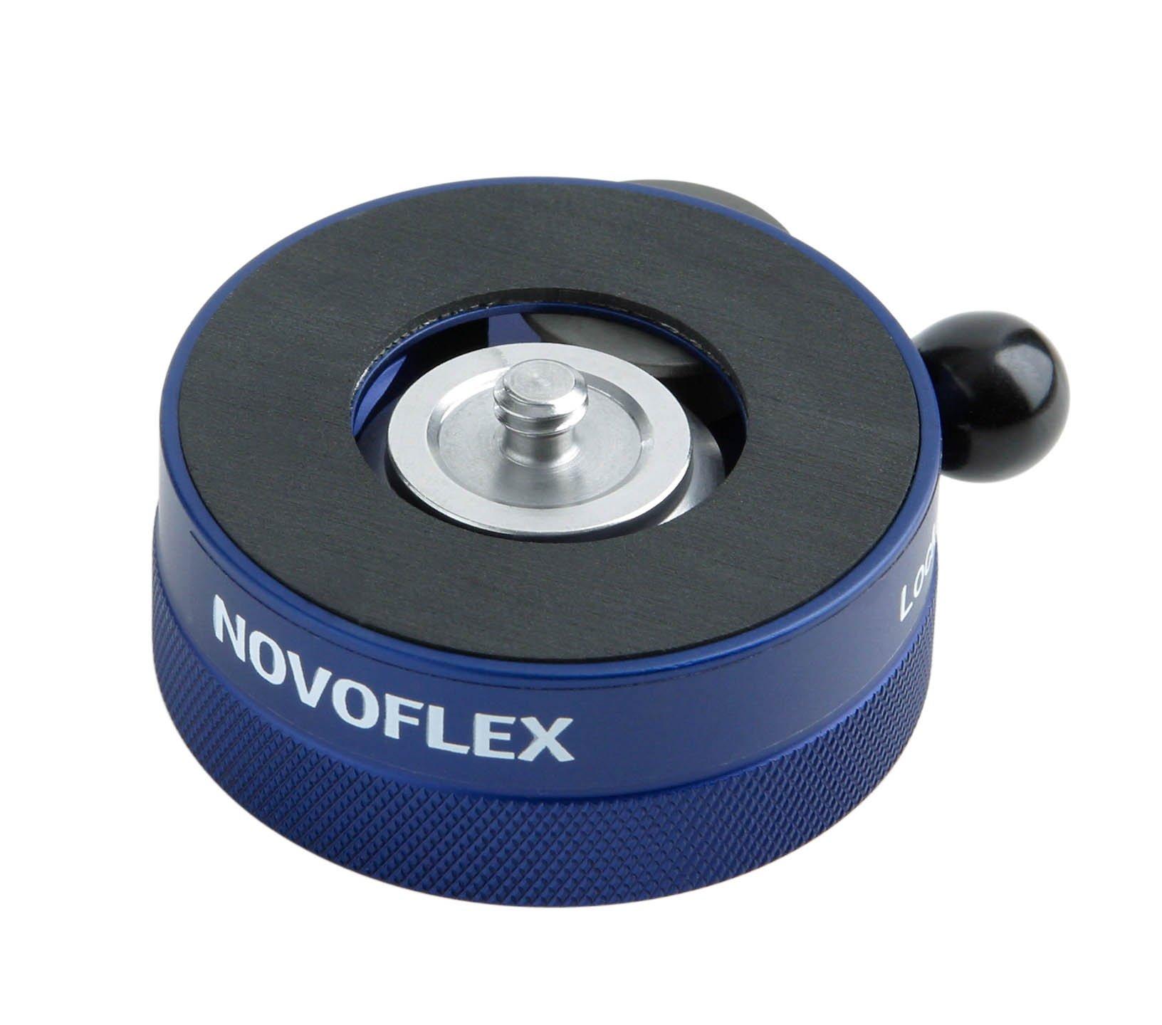 Novoflex MiniConnect MR Quick Release Base w/Plate (MC-MR)