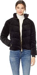 1f2127c31330 Amazon.com  Juicy Couture Women s Sherpa Reversible Jacket Natural ...