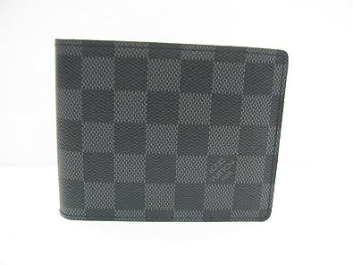 f11252836d17 [ルイヴィトン] LOUIS VUITTON ポルトフォイユ・フロリン 二つ折り財布 財布 ダミエ・グラ