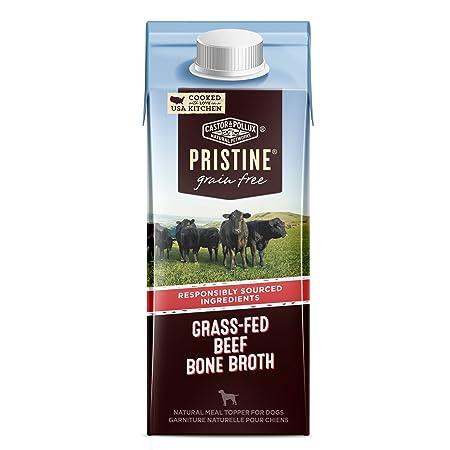 Castor Pollux PRISTINE Grain Free Bone Broths 8.4 oz