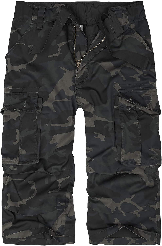 dise/ño militar BW-ONLINE-SHOP Pantalones cargo para hombre