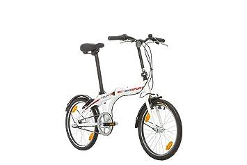 "Bikesport TOUR Bicicleta plegable ruedas de 20"" Shimano Nexus 3 velocidades ..."