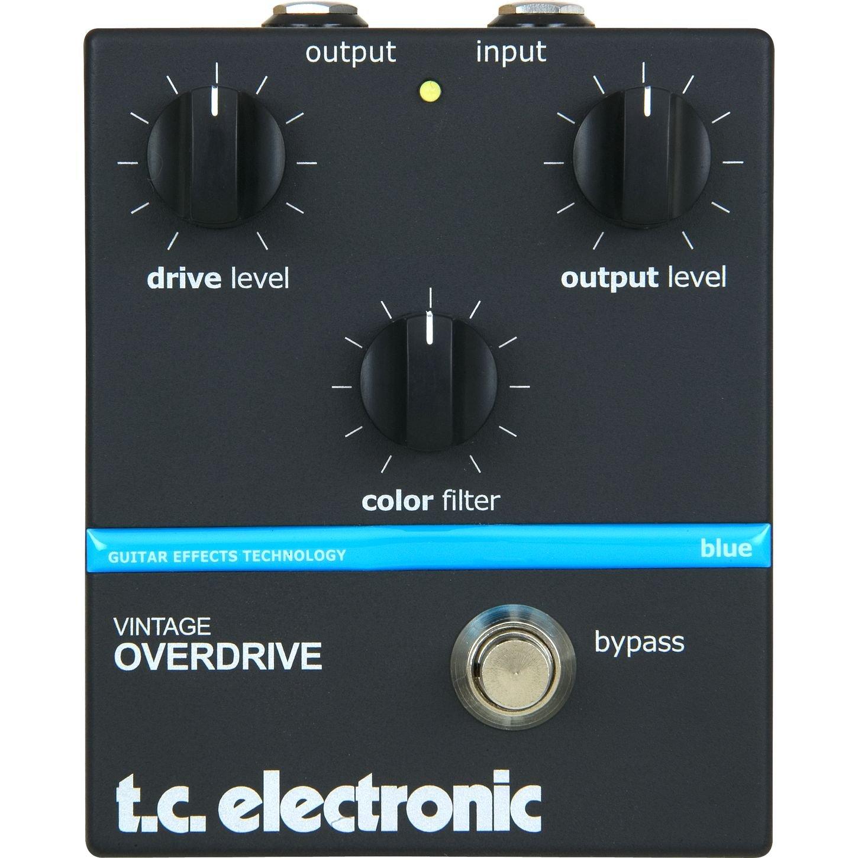 本物の 【 ペダル 並行輸入品 Overdrive】 TC Electronic Vintage Overdrive TC ペダル B00JEFJNE6, Labbing store:69beeba8 --- a0267596.xsph.ru