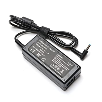 DJW 19.5V 2.31A 45w AC Adapter Charger for HP 719309-003, 721092-001, 719309-001, 741727-001, 740015-001, 14T 15T 15Z