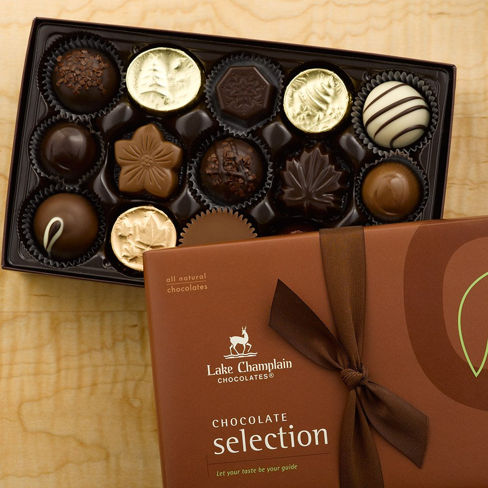 Amazon.com : Gourmet Chocolate Assortment (15 piece) : Gourmet ...
