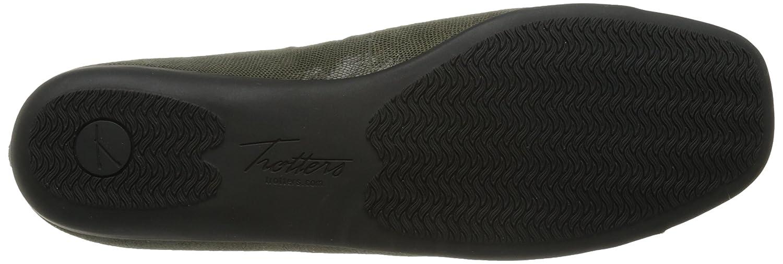 Trotters Women's Sizzle Flat B00HQ1ERVY 8 B(M) US|Loden