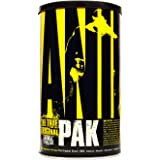 Animal Pak - the Complete All-in-one Training Pack - Vitamin Pack for Men, Amino Acids, Zinc and more - for Elite Athletes an