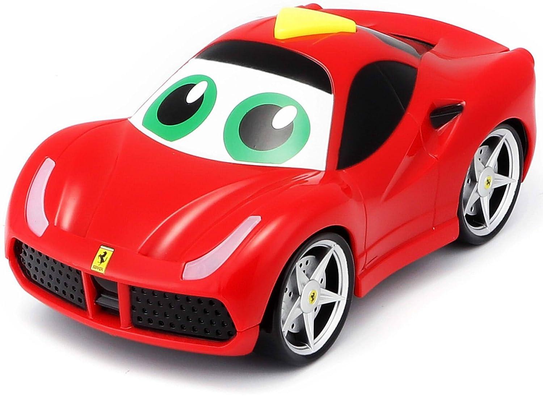 Bburago Maisto Francia - 81000 - Función de Coche, - Junior Ferrari Sonido y Luces: Amazon.es: Juguetes y juegos