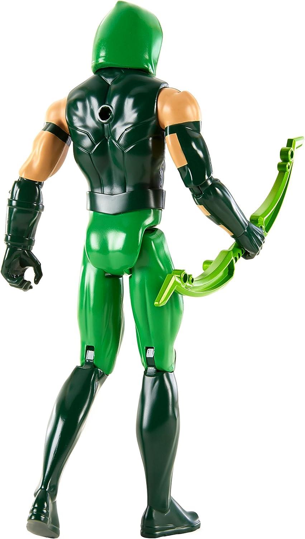 Justice League Figura Flecha Verde, 30 cm (Mattel FBR06) , color ...