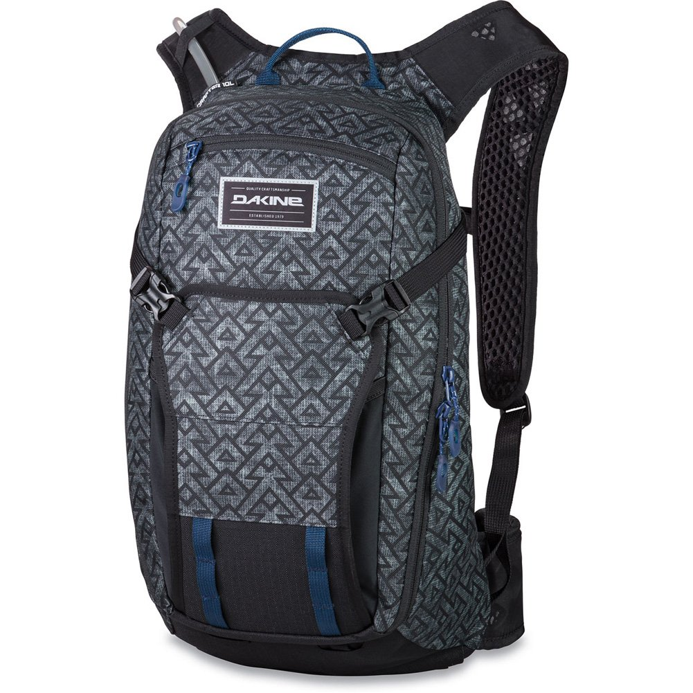Dakine Men's Drafter 10L Bike Hydration Backpack, Stacked, One Size