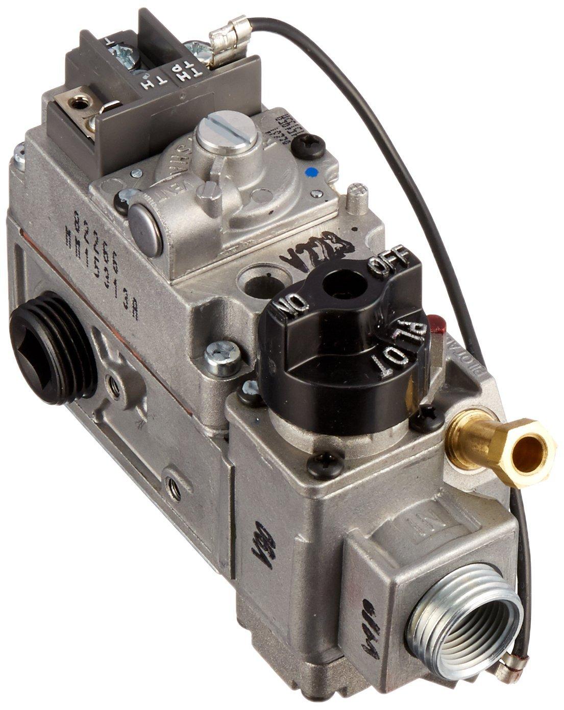 ROBERTSHAW GIDDS-506305 Low-Profile Millivolt Combination Snap Action Gas Valve by Robertshaw