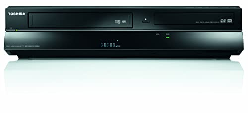 Toshiba DVR20 DVD RECORDER & VCR VHS VIDEO RECORDER COMBI, BUILT IN DIGITAL FREEVIEW, HDMI *TRANSFER VHS TAPES TO DVD*